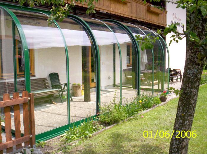 Terrassendach und Terrassenüberdachung Experte