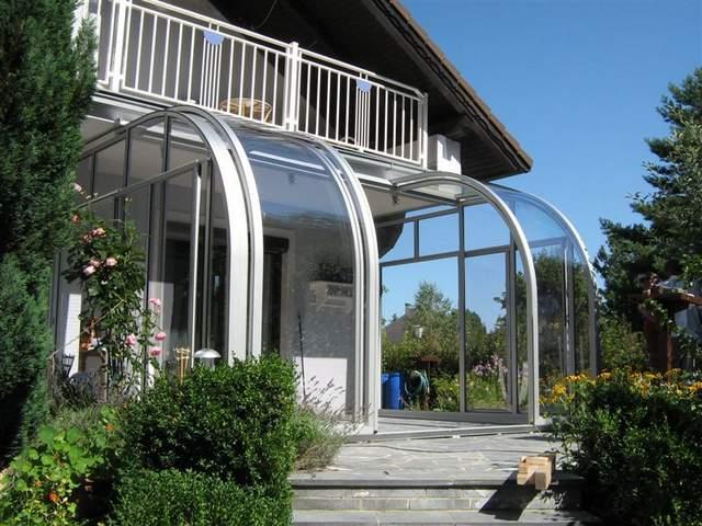 Ein günstiges Terrassendach als Terrassenüberdachung